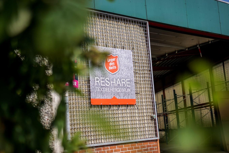 Leger des Heils ReShare is marktleider in Nederland op het gebied van textielinzameling
