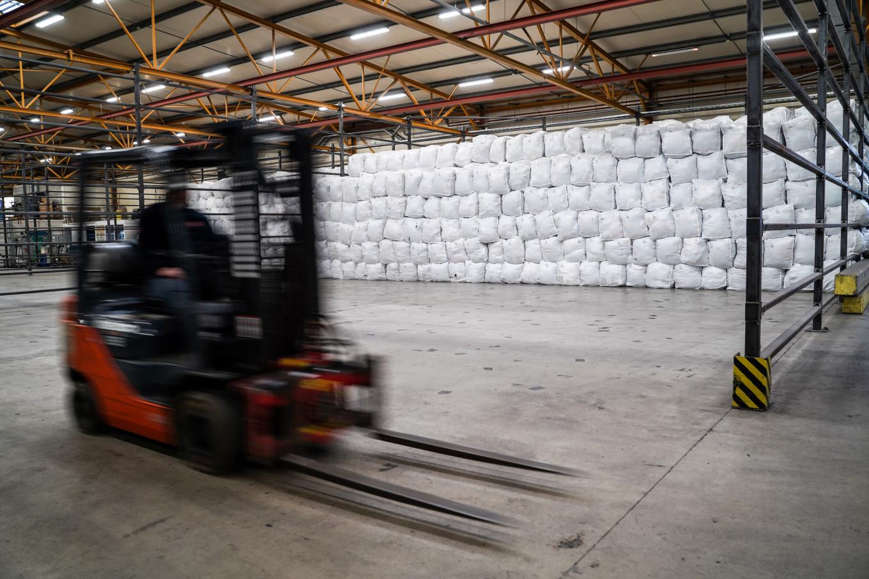 Vandaag de dag hebben we een complete logistiek en een efficiënte bedrijfsvoering in huis.